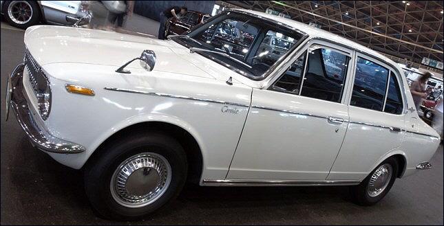 Corolla !! Historique & KE70 special. E1-2