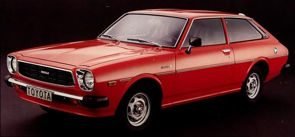Corolla !! Historique & KE70 special. E5-6
